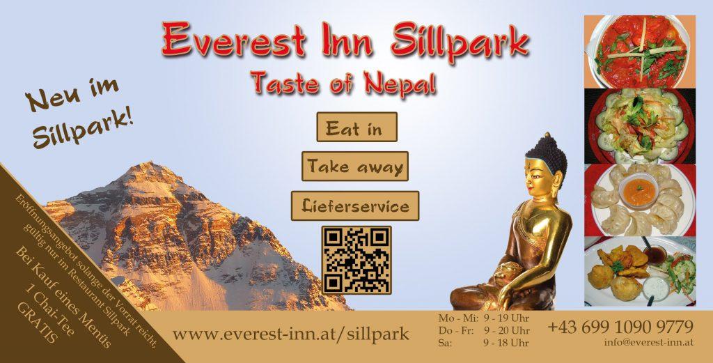 Everest-Inn Sillpark Eröffnungsgutschein